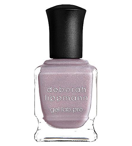 DEBORAH LIPPMANN Gel Lab Pro nail colour (Message+in+a+bottle