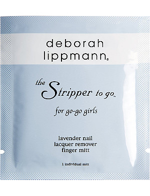 DEBORAH LIPPMANN The Stripper To Go nail polish remover