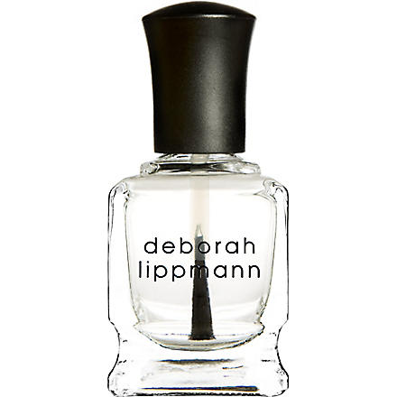 DEBORAH LIPPMANN Fast Girls super quick-drying base coat