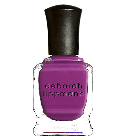 DEBORAH LIPPMANN Crème nail polish (Between+the+sheets
