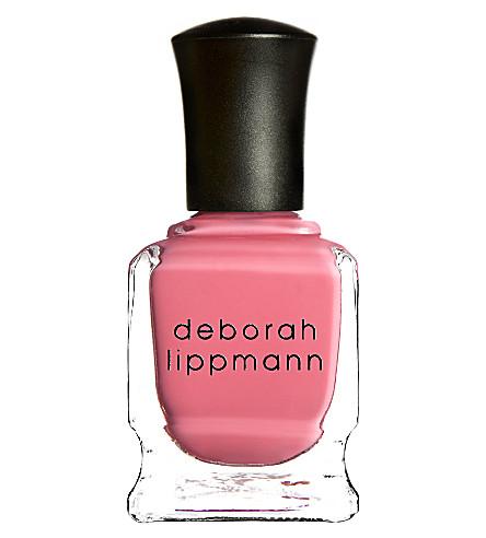 DEBORAH LIPPMANN Crème nail polish (Daytripper