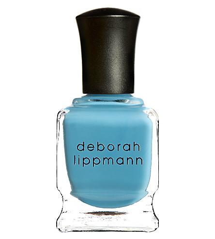 DEBORAH LIPPMANN Crème nail polish (On the beach