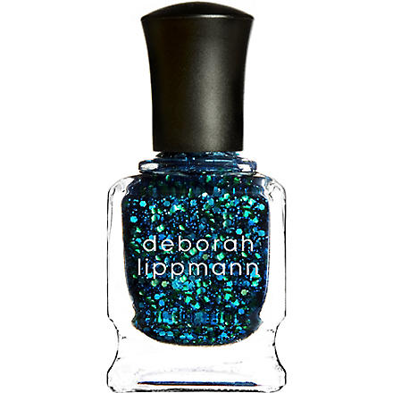 DEBORAH LIPPMANN Glitter nail polish (Across+the+universe