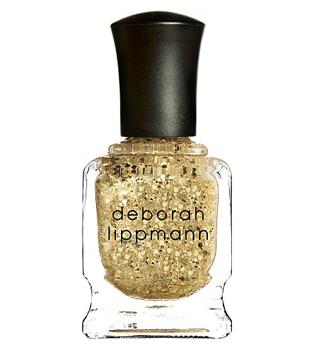 DEBORAH LIPPMANN Glitter nail polish (Boom+boom+pow