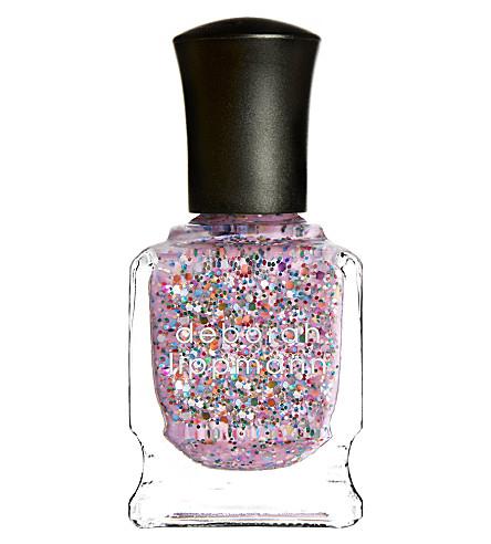 DEBORAH LIPPMANN Glitter nail polish (Candy shop
