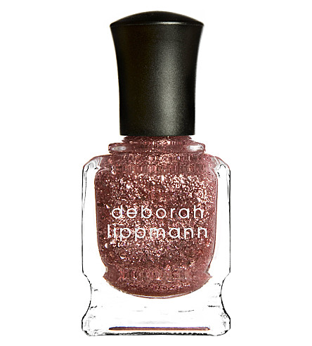 DEBORAH LIPPMANN Glitter nail polish (Enchanted+evening
