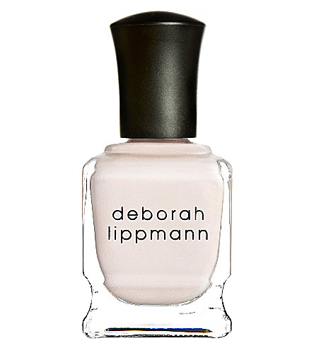 DEBORAH LIPPMANN Whisper Collection nail polish (A+fine+romance