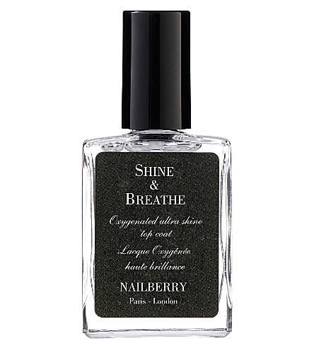 NAILBERRY Oxygenated Top Coat