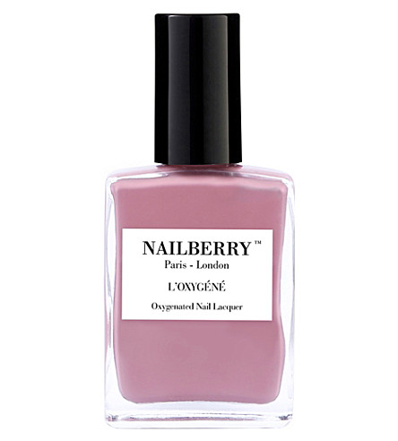 NAILBERRY L'Oxygéné nail polish (Love+me+tender