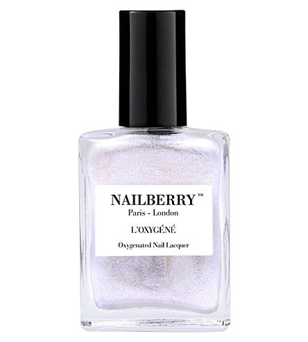 NAILBERRY L'Oxygéné nail polish (Star+dust