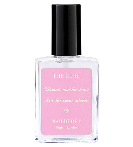 NAILBERRY The Cure Nail Hardener