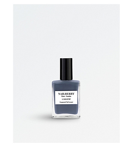 NAILBERRY L'Oxygéné nail polish (Spiritual