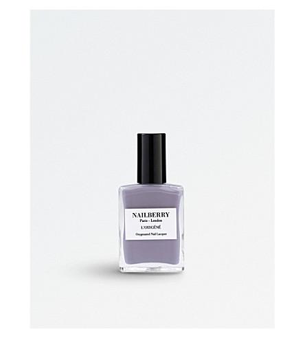 NAILBERRY L'Oxygéné nail polish (Serenity