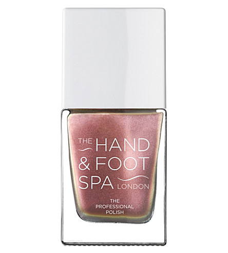 THE HAND AND FOOT SPA Copper Pearl professional nail polish