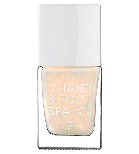 THE HAND AND FOOT SPA Bronze Pearl professional nail polish