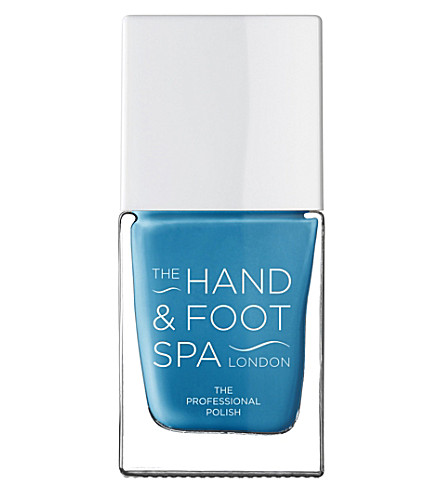 THE HAND AND FOOT SPA Azure professional nail polish