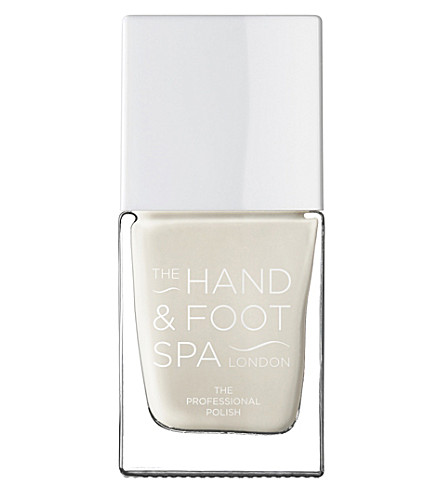 THE HAND AND FOOT SPA Linen professional nail polish