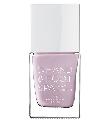 THE HAND AND FOOT SPA Lilac professional nail polish