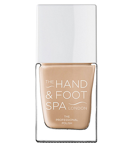 THE HAND AND FOOT SPA Bone professional nail polish