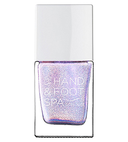 THE HAND AND FOOT SPA Mauve pearl professional nail polish