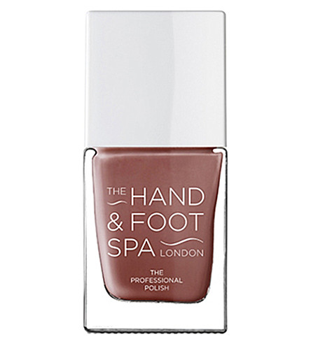 THE HAND AND FOOT SPA Haze professional nail polish