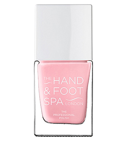 THE HAND AND FOOT SPA Blush pink professional nail polish