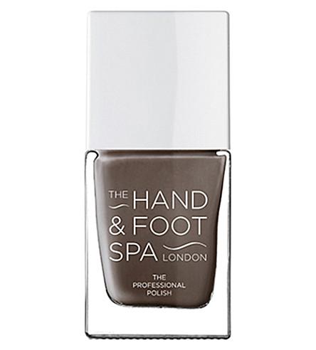 THE HAND AND FOOT SPA Smoke grey professional nail polish