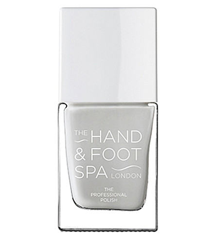 THE HAND AND FOOT SPA Ash grey professional nail polish