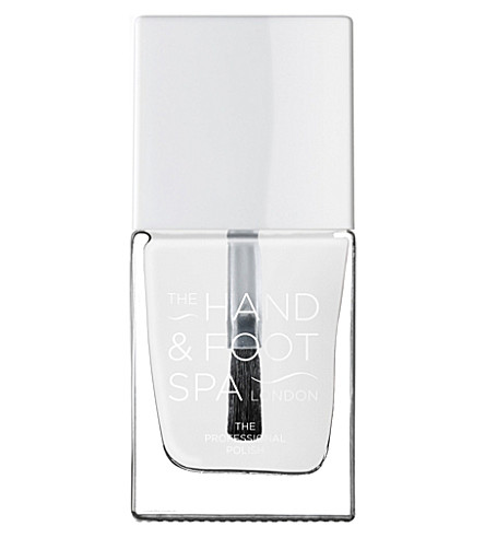 THE HAND AND FOOT SPA Top coat