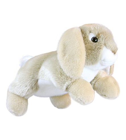 THE PUPPET COMPANY Lop eared rabbit hand puppet