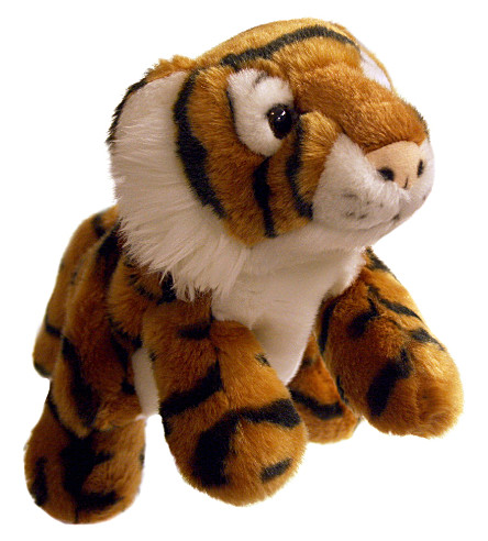 THE PUPPET COMPANY Tiger hand puppet