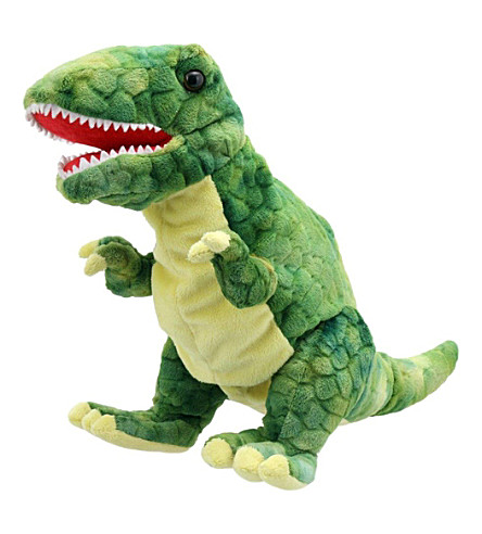 THE PUPPET COMPANY Baby T-rex hand puppet