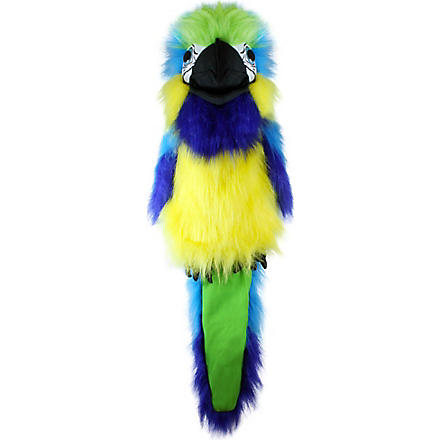 THE PUPPET COMPANY Macaw hand puppet