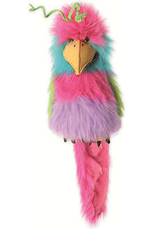THE PUPPET COMPANY Bird of paradise hand puppet