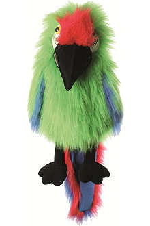 THE PUPPET COMPANY Military macaw hand puppet