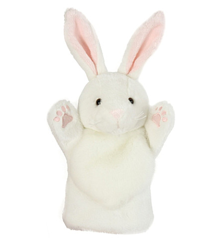 THE PUPPET COMPANY Rabbit hand puppet
