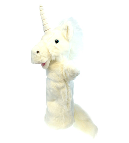 THE PUPPET COMPANY Unicorn hand puppet