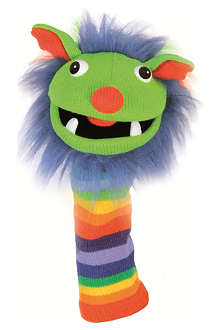 THE PUPPET COMPANY Rainbow hand puppet