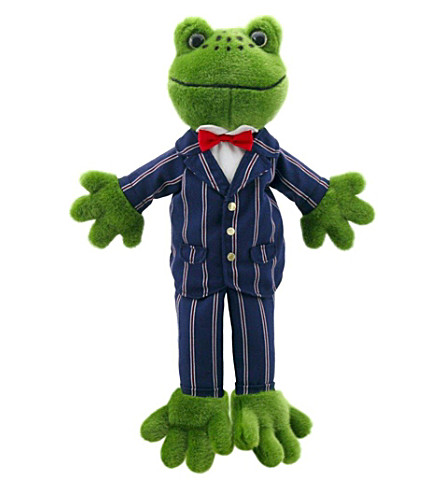 THE PUPPET COMPANY Frog hand puppet