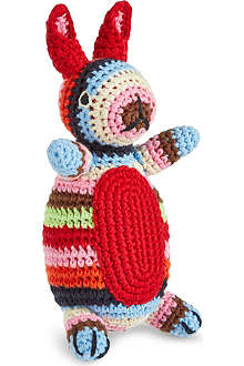 ANNE CLAIRE PETIT Knitted rabbit