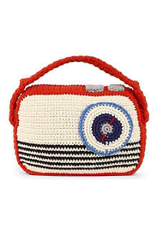 ANNE CLAIRE PETIT Hand-crocheted radio music box