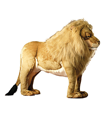 HANSA Lion soft animal figure 70cm