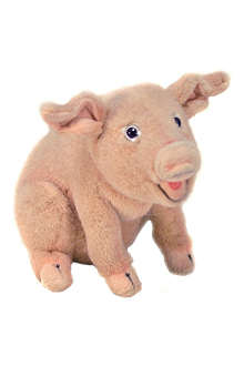HANSA Pig plush toy