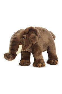 HANSA Asian elephant plush toy
