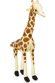 HANSA Plush giraffe toy