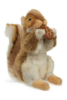 HANSA Red squirrel toy 22cm