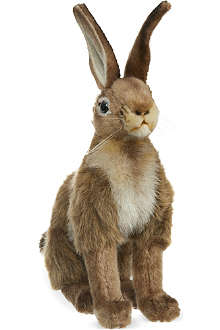 HANSA Jack rabbit toy 17cm