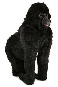 HANSA Gorilla plush toy 66cm