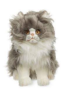 HANSA Tabby cat toy 38cm