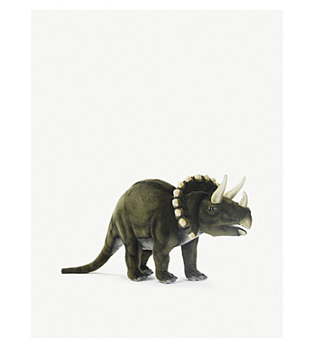 HANSA Triceratops soft animal figure 50cm